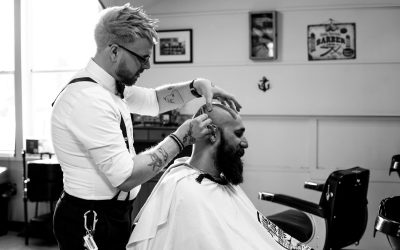 Barbershop Etiquette for Girlfriends, Brides to Be, and Newlywed Wives